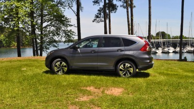 2015 Honda CR-V Touring AWD Review 22