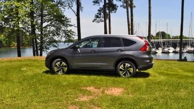 2015 Honda CR-V Touring AWD Review 22