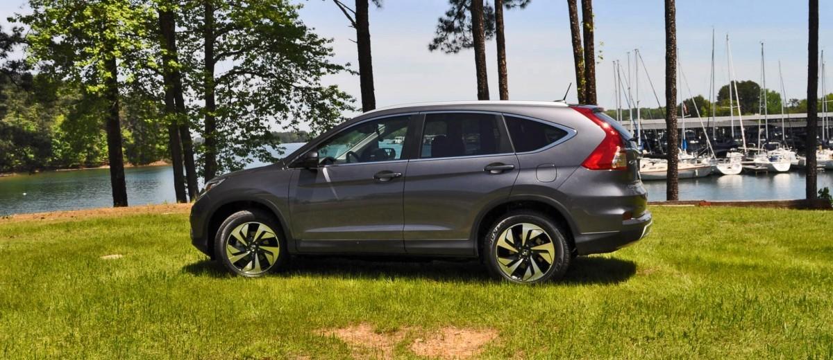 2015 Honda CR-V Touring AWD Review 23