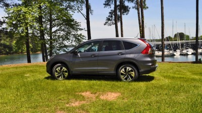 2015 Honda CR-V Touring AWD Review 23