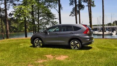 2015 Honda CR-V Touring AWD Review 24