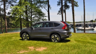 2015 Honda CR-V Touring AWD Review 25