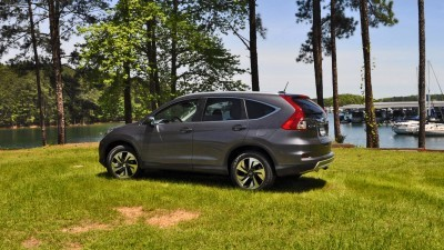 2015 Honda CR-V Touring AWD Review 26