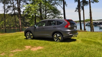 2015 Honda CR-V Touring AWD Review 27