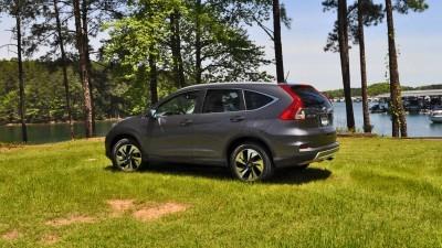 2015 Honda CR-V Touring AWD Review 27