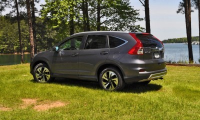 2015 Honda CR-V Touring AWD Review 28