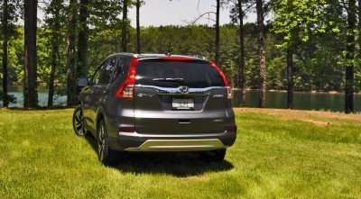 2015 Honda CR-V Touring AWD Review 34