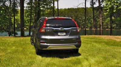 2015 Honda CR-V Touring AWD Review 35