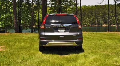 2015 Honda CR-V Touring AWD Review 36