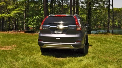 2015 Honda CR-V Touring AWD Review 37