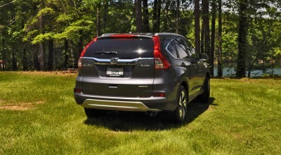 2015 Honda CR-V Touring AWD Review 38