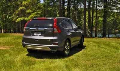 2015 Honda CR-V Touring AWD Review 39