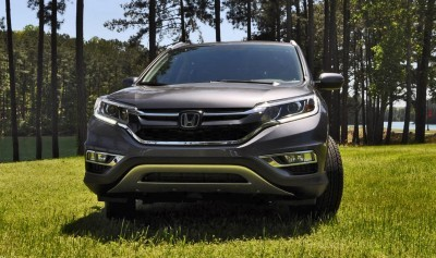 2015 Honda CR-V Touring AWD Review 4