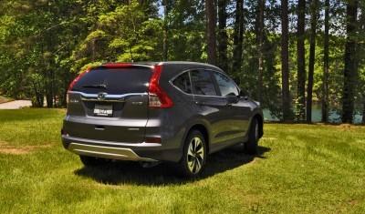 2015 Honda CR-V Touring AWD Review 40