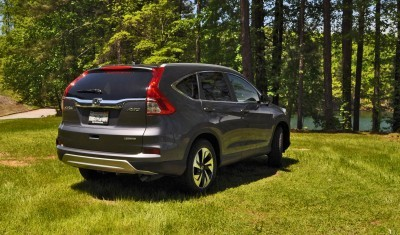 2015 Honda CR-V Touring AWD Review 41