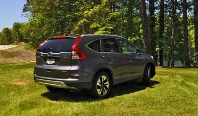 2015 Honda CR-V Touring AWD Review 42