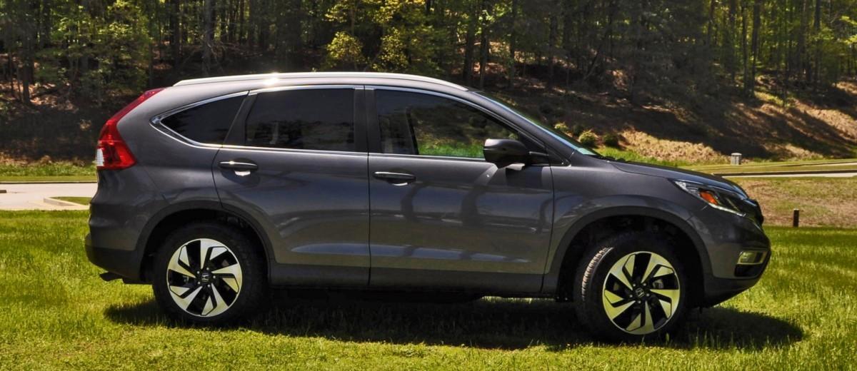 2015 Honda CR-V Touring AWD Review 46
