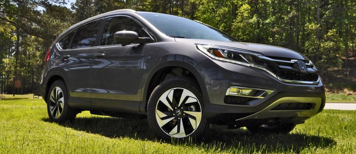 2015 Honda CR-V Touring AWD Review 49