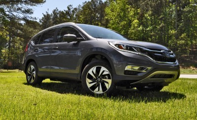 2015 Honda CR-V Touring AWD Review 49