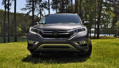 2015 Honda CR-V Touring AWD Review 5