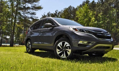 2015 Honda CR-V Touring AWD Review 50