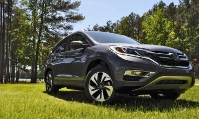2015 Honda CR-V Touring AWD Review 51
