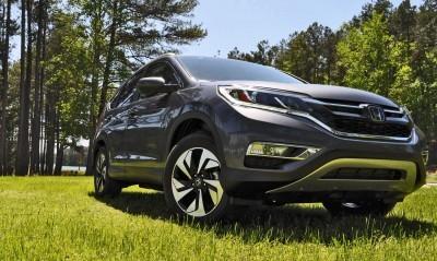 2015 Honda CR-V Touring AWD Review 52