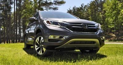 2015 Honda CR-V Touring AWD Review 53