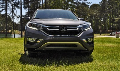 2015 Honda CR-V Touring AWD Review 57