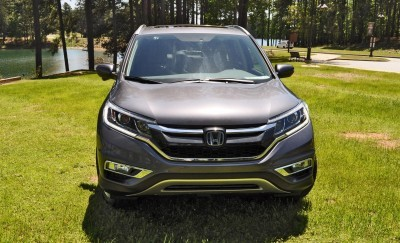2015 Honda CR-V Touring AWD Review 58