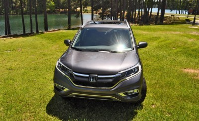 2015 Honda CR-V Touring AWD Review 59