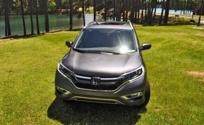 2015 Honda CR-V Touring AWD Review 59