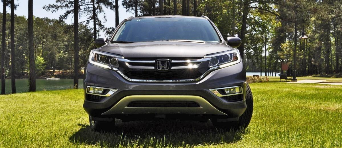 2015 Honda CR-V Touring AWD Review 6