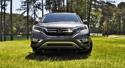2015 Honda CR-V Touring AWD Review 6