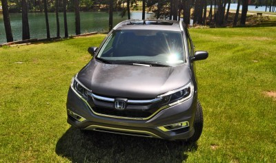 2015 Honda CR-V Touring AWD Review 60