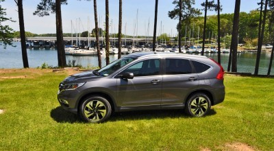 2015 Honda CR-V Touring AWD Review 63