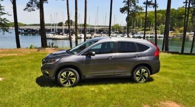 2015 Honda CR-V Touring AWD Review 63