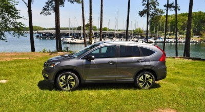2015 Honda CR-V Touring AWD Review 64