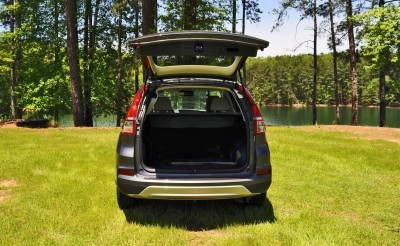 2015 Honda CR-V Touring AWD Review 68