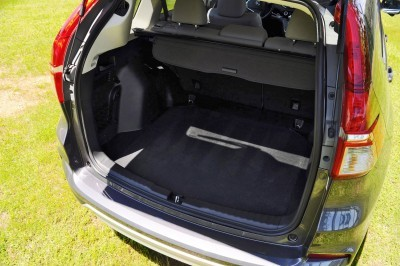2015 Honda CR-V Touring AWD Review 69