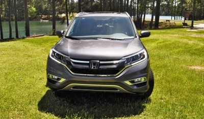 2015 Honda CR-V Touring AWD Review 7