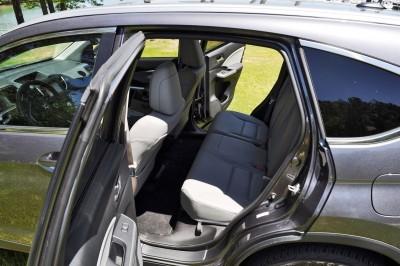 2015 Honda CR-V Touring AWD Review 71