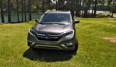 2015 Honda CR-V Touring AWD Review 8