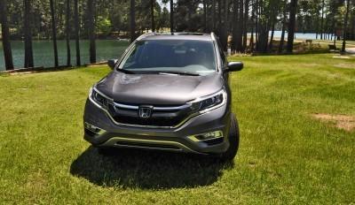 2015 Honda CR-V Touring AWD Review 8
