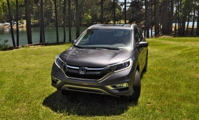 2015 Honda CR-V Touring AWD Review 9