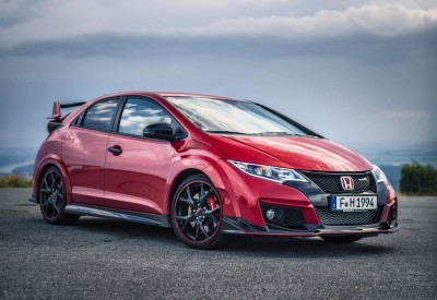 2015 Honda Civic Type R European Dynamic Launch 11