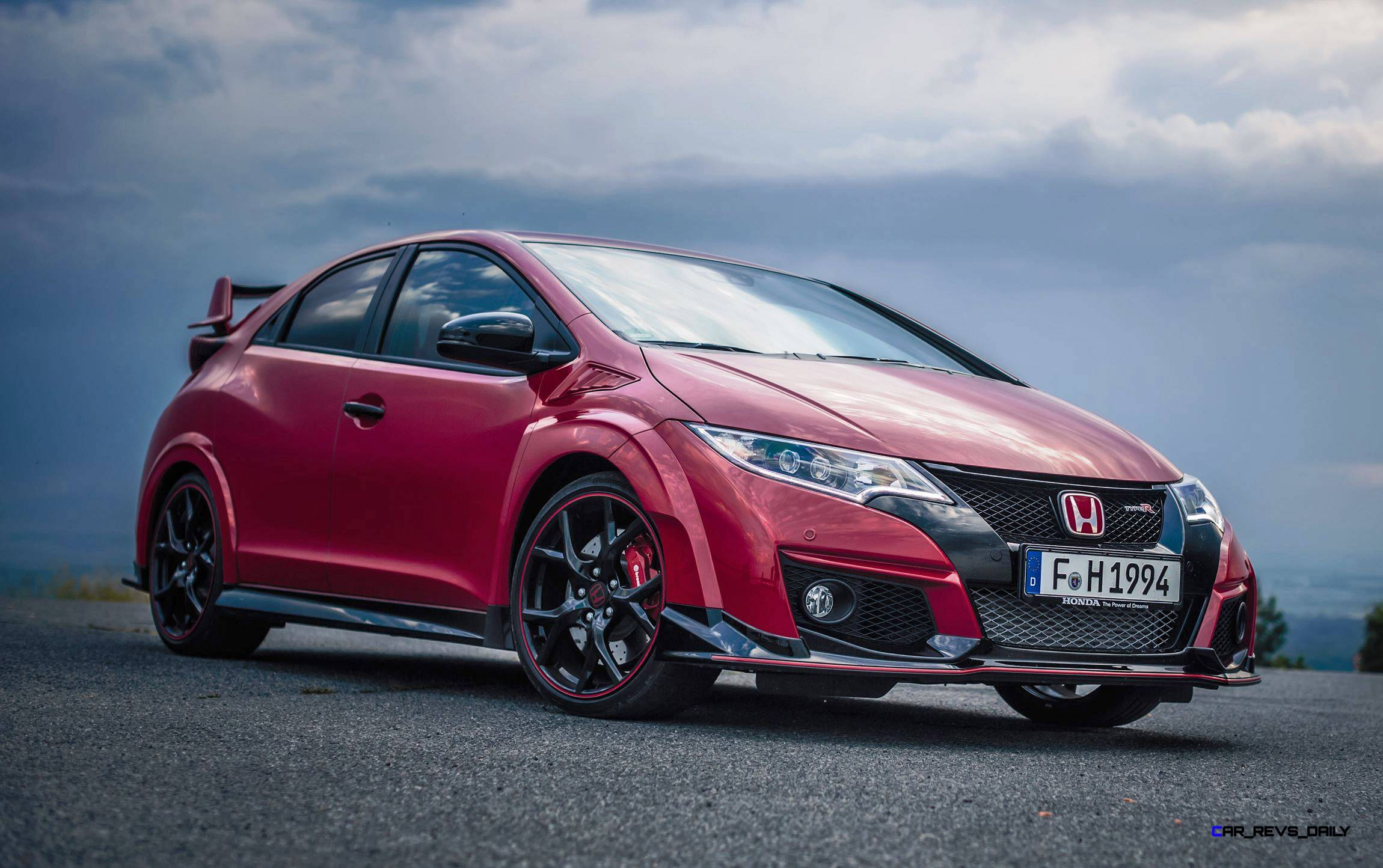 2015 honda civic type r european dynamic launch 12. Black Bedroom Furniture Sets. Home Design Ideas