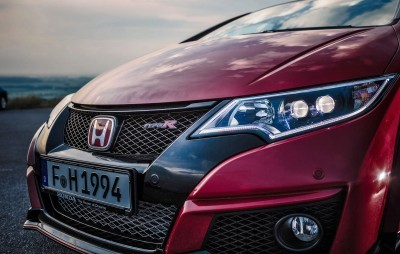 2015 Honda Civic Type R European Dynamic Launch 16