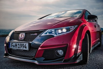 2015 Honda Civic Type R European Dynamic Launch 17