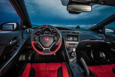 2015 Honda Civic Type R European Dynamic Launch 21